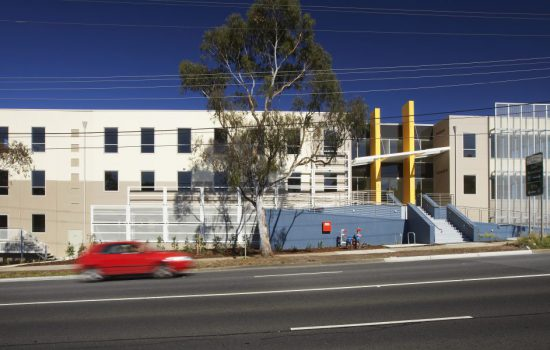 Mt Waverley Corporate Executive Offices  (203 – 205 Blackburn Road)